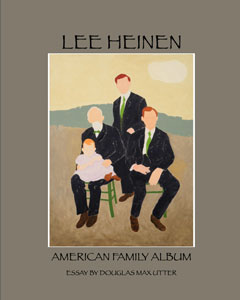 Lee Heinen American Family Album Book